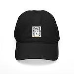 Jeanet Black Cap