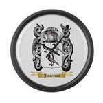 Jeanesson Large Wall Clock