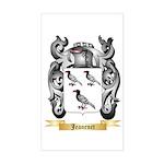 Jeanenet Sticker (Rectangle)