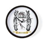 Jeanenet Wall Clock