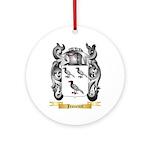 Jeanenet Ornament (Round)