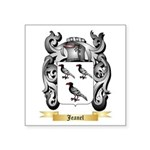 Jeanel Square Sticker 3