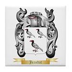 Jeandot Tile Coaster