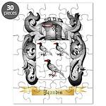 Jeandin Puzzle
