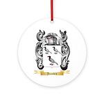 Jeandin Ornament (Round)