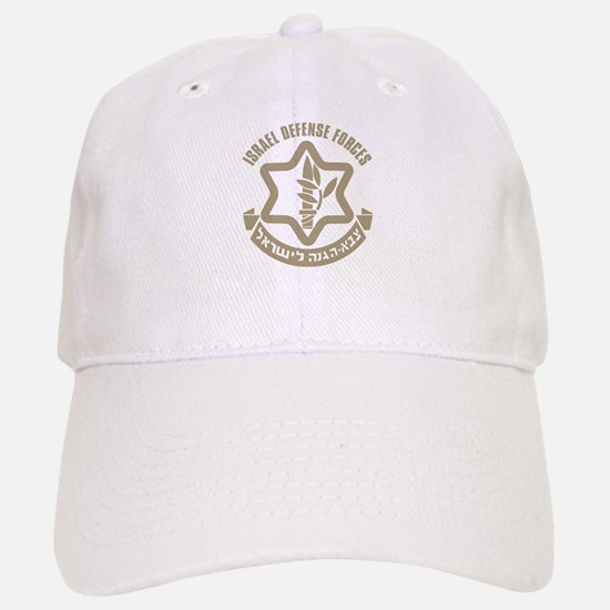 Israel Defense Forces (IDF) Baseball Baseball Cap