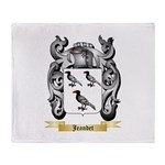 Jeandet Throw Blanket