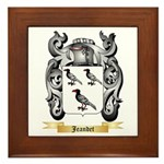 Jeandet Framed Tile