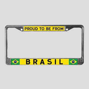 co-u-proud License Plate Frame