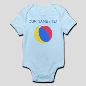 Custom Beach Ball Body Suit