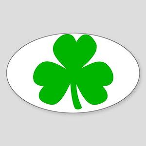 Three Leaf Clover Sticker