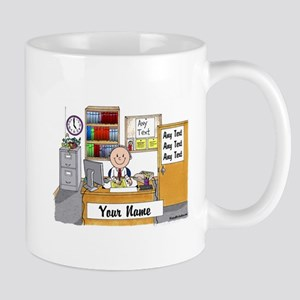 Office, Male Mugs