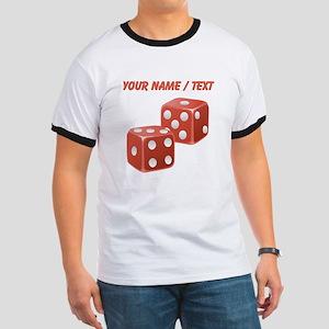 Custom Red Dice T-Shirt