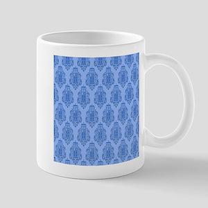 Blue Tardis Mugs