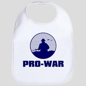 Pro-War Bib