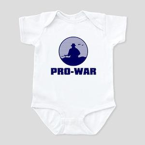 Pro-War Infant Bodysuit