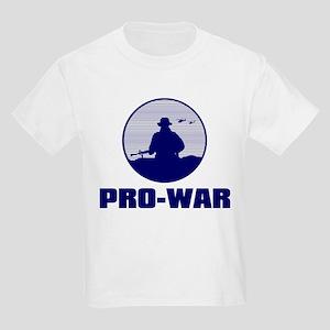 Pro-War Kids Light T-Shirt