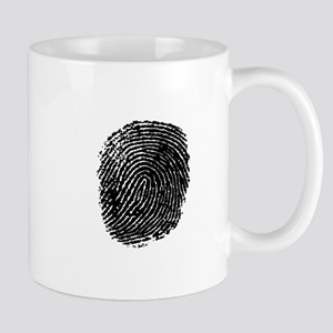 FINGERPRINT Mugs
