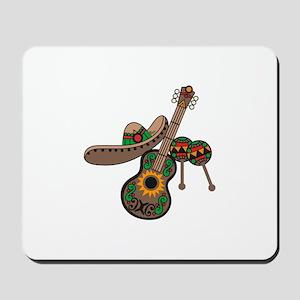 LATIN MUSIC Mousepad