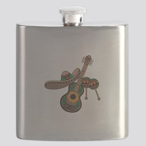 LATIN MUSIC Flask