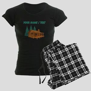 Custom Cabin In The Woods Pajamas