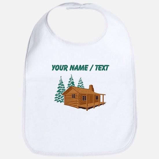 Custom Cabin In The Woods Bib