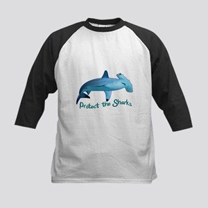 PROTECT THE SHARKS Baseball Jersey