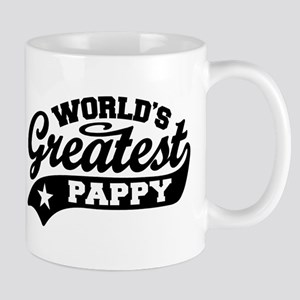 World's Greatest Pappy Mug