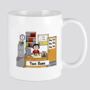 Office, Female Mugs