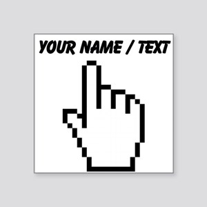 Custom Mouse Pointer Sticker