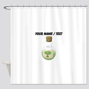 Custom Tree Potion Shower Curtain