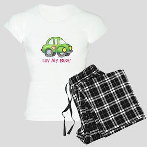 LUV MY BUG Pajamas
