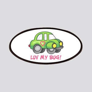 LUV MY BUG Patches