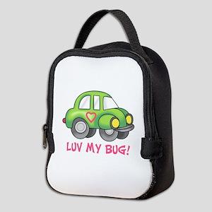 LUV MY BUG Neoprene Lunch Bag