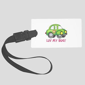 LUV MY BUG Luggage Tag