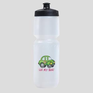 LUV MY BUG Sports Bottle