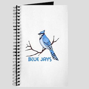 BLUE JAYS Journal