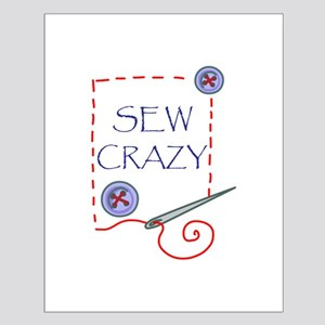 Sew Crazy Posters