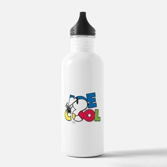Snoopy Joe Cool Water Bottle