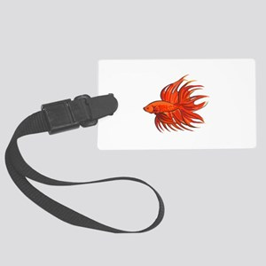 CROWNTAIL BETTA FISH Luggage Tag