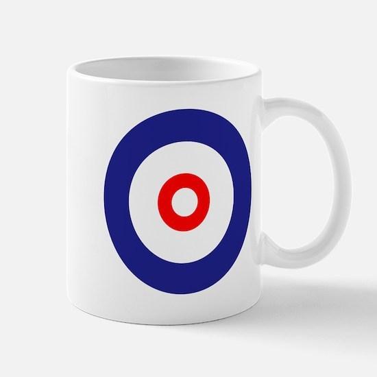 The spirit of Curling Mug