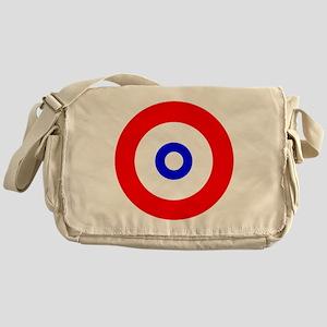 The spirit of Curling Messenger Bag