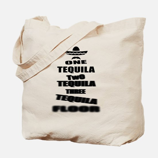Tequila Party Tote Bag
