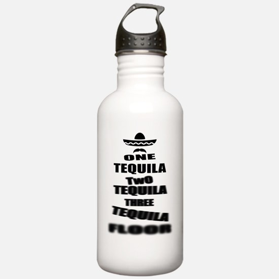 Tequila Party Water Bottle