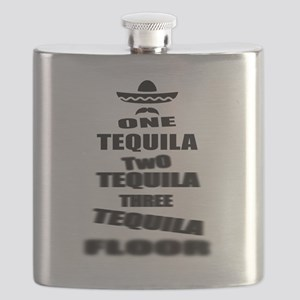 Tequila Party Flask
