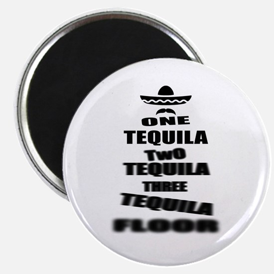 Tequila Party Magnets