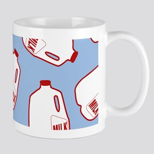 Milk Jugs Pattern Mug