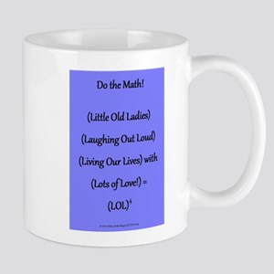 Do the Math for (LOL)4 Mugs