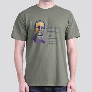 2nd Bill of Rights Dark T-Shirt