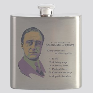 2nd Bill of Rights Flask